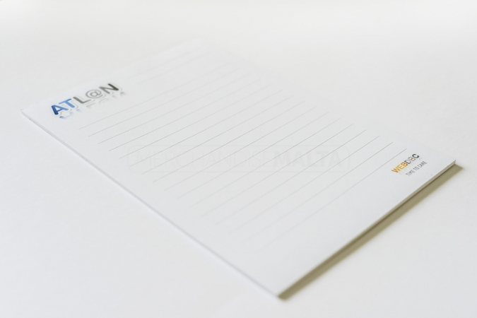 Glued Notepad