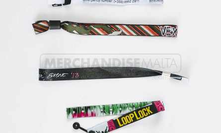 Fabric Wristbands