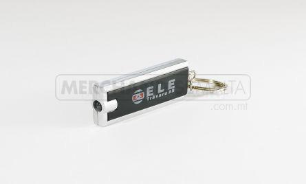 Reflector Torch Keychain