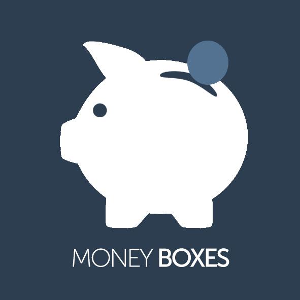 Money Boxes
